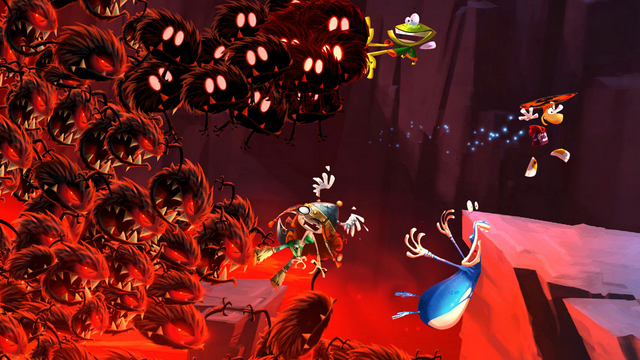 Rayman Legends - No Longer A Wii U Exclusive, How Ubisoft Is Making Up For It, And Some Thoughts On The Matter