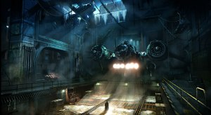 Batman Arkham Origins Concept Art (2)
