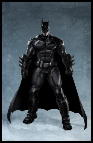 Batman Arkham Origins Concept Art (5)