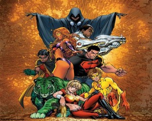 Titans 300x240 The Fanatical Five | DC Comics Characters that Need a Movie