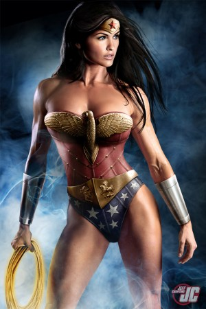wonder woman 300x450 The Fanatical Five | DC Comics Characters that Need a Movie