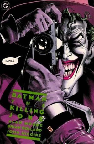 batman killing joke 300x460 Fanatical Five | Batman Stories You Should Read