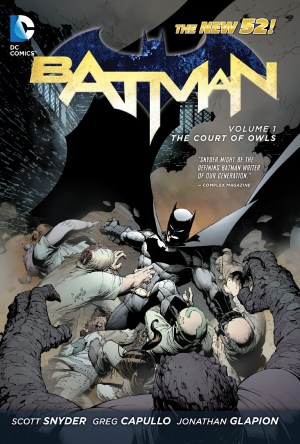 court of owls batman 300x444 Fanatical Five | Batman Stories You Should Read