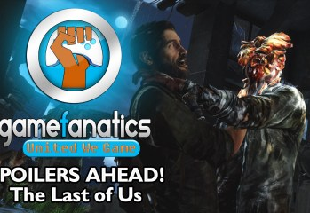 SPOILERS AHEAD - The Last of Us