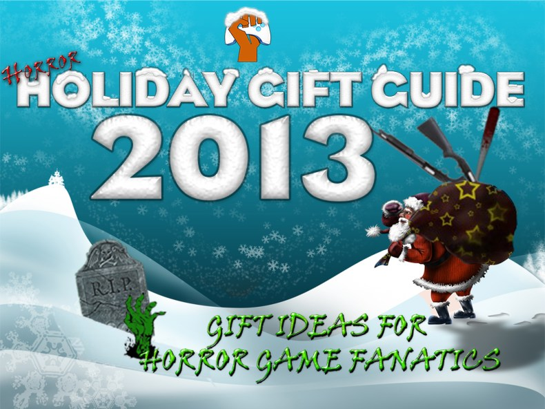Horror Holiday Gift Guide