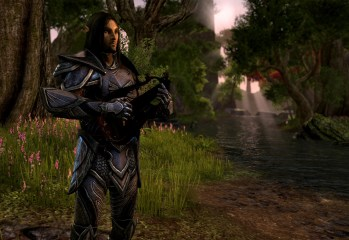 The Elder Scrolls Online Has a Pretty Amazing Cast