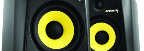 KRK Rockit RP6 Studio Monitors Review