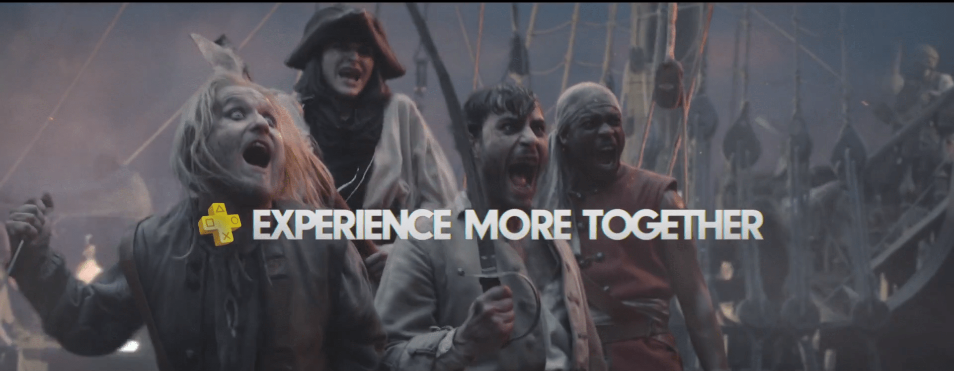 Official-PlayStation-Plus-Experience-More-Together-Commercial
