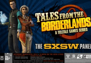 Gearbox Software and Telltale Games Tales From Borderlands SXSW Panel