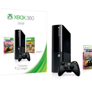 The new Xbox 360 spring bundle with Borderlands 2 and Forza Horizon