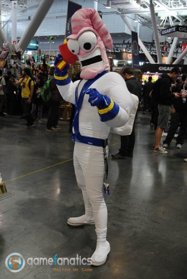 PAX East 2014 Earthworm Jim Cosplay 2 PAX East 2014 | Game Fanatics PAX East Cosplay Roundup