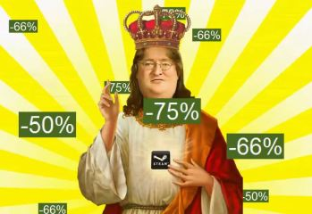 steam sale gabe