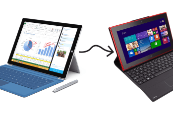 surface to lumia