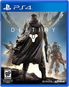 Destiny box art 300x378 Game Art And Minimalism, A Rising Trend Were Totally Ok With