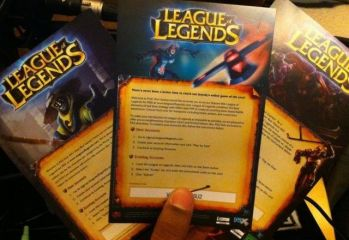 League-of-Legends-Skin Code