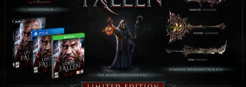 Lords of the Fallen Limited