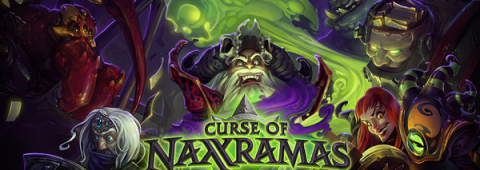 Hearthstone's Curse of Naxxramas Expansion is Now Live