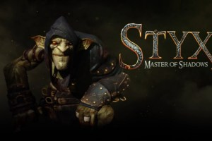 Styx Master of Shadows Cover