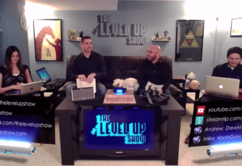 the level up show