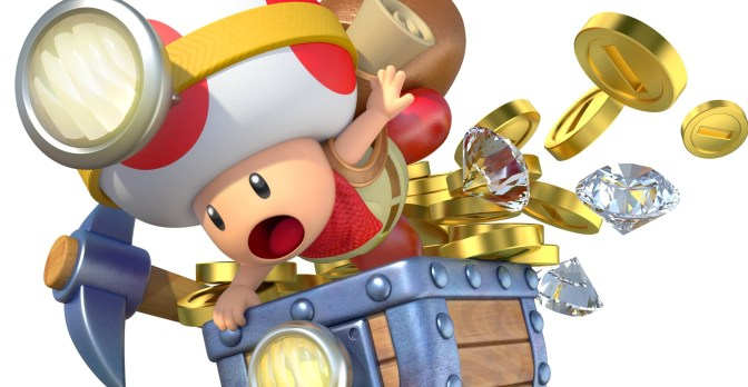 Captain Toad Feature