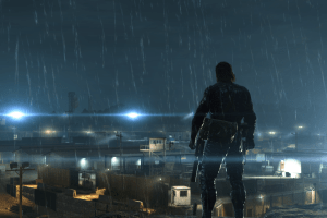 Metal Gear Solid V: Ground Zeroes Review | The Phantom Pain Demo Background