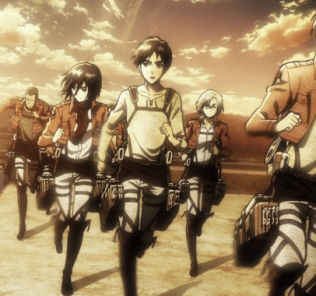 Attack on Titan Live-Action Movie