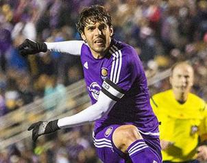 Kakà influences a big victory for the MLS All-Stars!