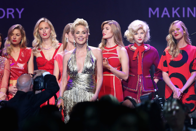 amfAR's 21st Cinema Against AIDS Gala Presented By WORLDVIEW, BOLD FILMS, And BVLGARI - Fashion Show