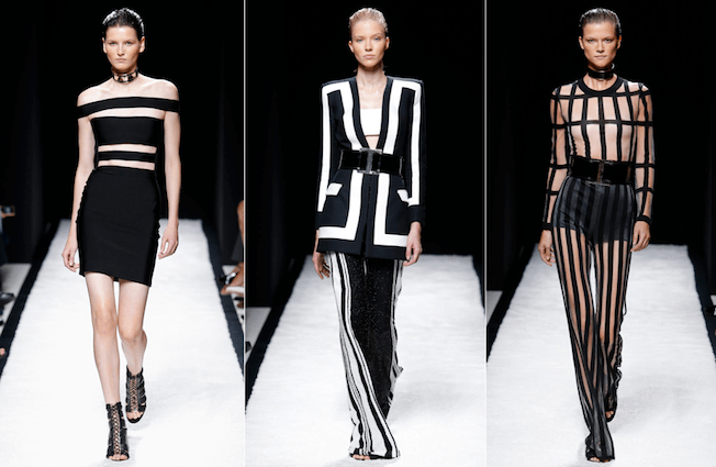 Balmain_The_Garage_Starlets_Paris_Fashion_Week_Spring_Summer_SS_2015_Ready_To_Wear_Collection_04