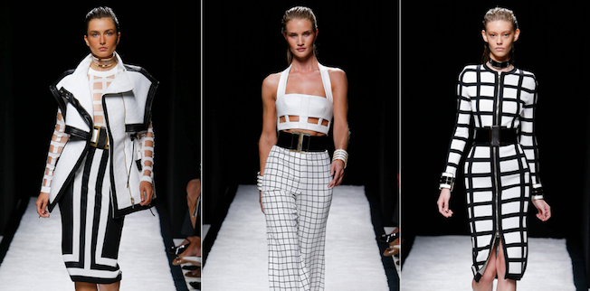 Balmain_The_Garage_Starlets_Paris_Fashion_Week_Spring_Summer_SS_2015_Ready_To_Wear_Collection_05 copy