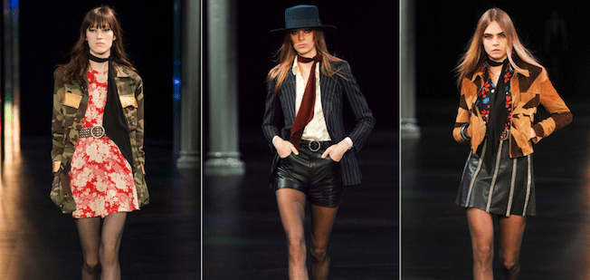 Saint_Laurent_The_Garage_Starlets_Paris_Fashion_Week_Spring_Summer_SS_2015_Ready_To_Wear_Collection_02 copy