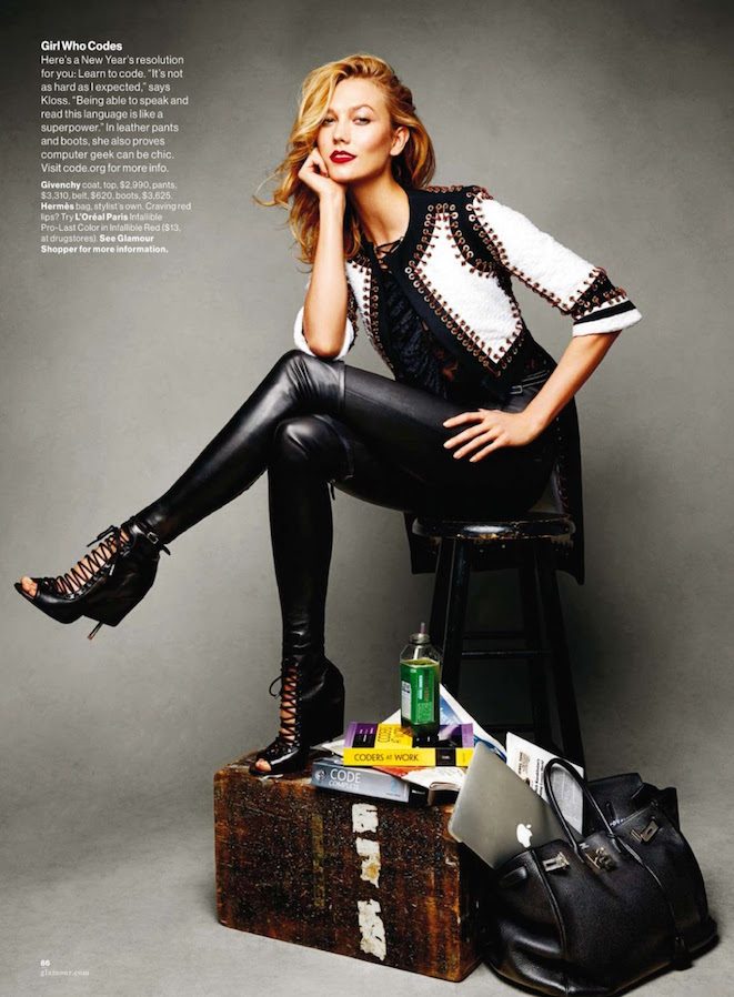 The_Garage_Starlets_Karlie_Kloss_Patrick_Demarchelier_Glamour_US_January_2015_03