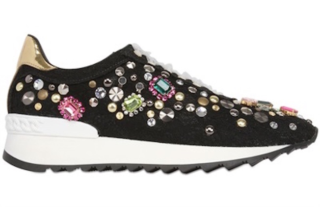 The_Garage_Starlets_Casadei_Sneakers_Lace_Tweed_02