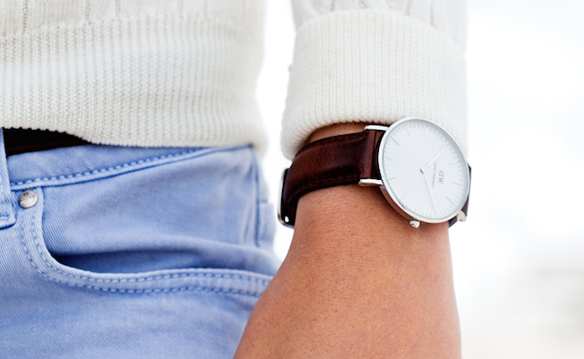 Get 15% off Daniel Wellington Dream Watches