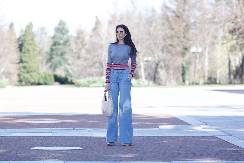 The_Garage_Starlets_Katia_Peneva_Popov_Zara_Chanel_Chloe_Sunglasses_Yves_Saint_Laurent_Flared_Jeans_07
