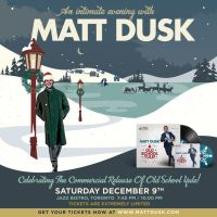 SEXY SWAG :: Win Tickets to Matt Dusk