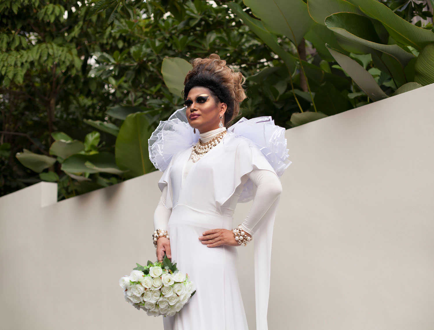 Mona Kee Kee, Drag Queen, Singapore |