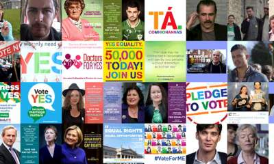 vote yes for ireland equal marriage referendum may 2015