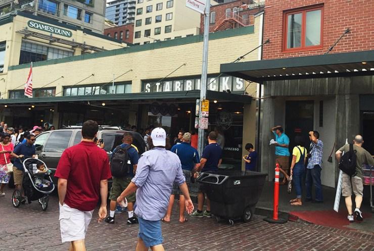 Seattle - Original Starbucks
