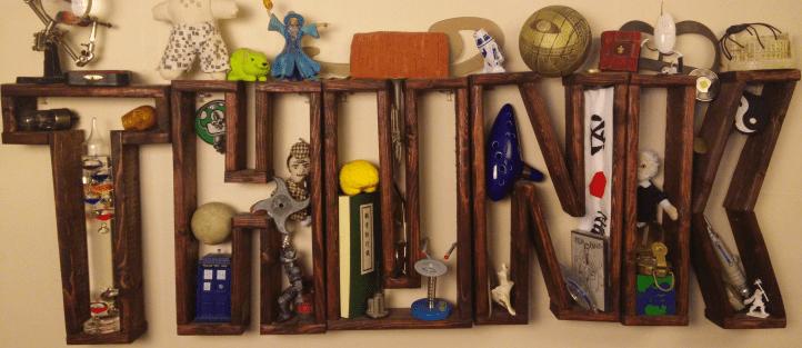 THUNK shelves - Josh Pelton - YouTube, philosophy, education