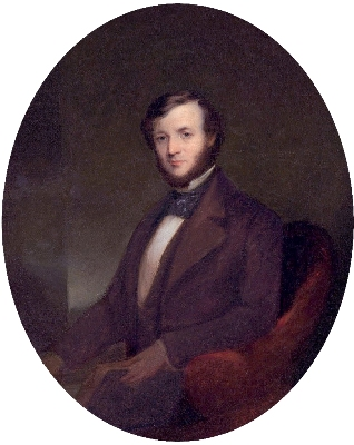 Portrait of Robert Browning by Thomas B. Read - A Toccata of Galuppi's - art, time, death, commodity