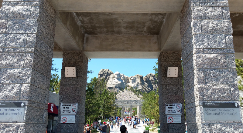 Mount Rushmore © Paul H. Byerly