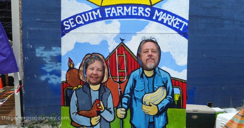 We be farmin' © Paul H. Byerly