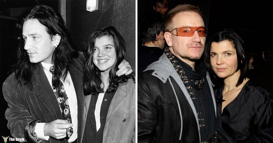 #13 Bono And Alison Hewson - 34 Years Together