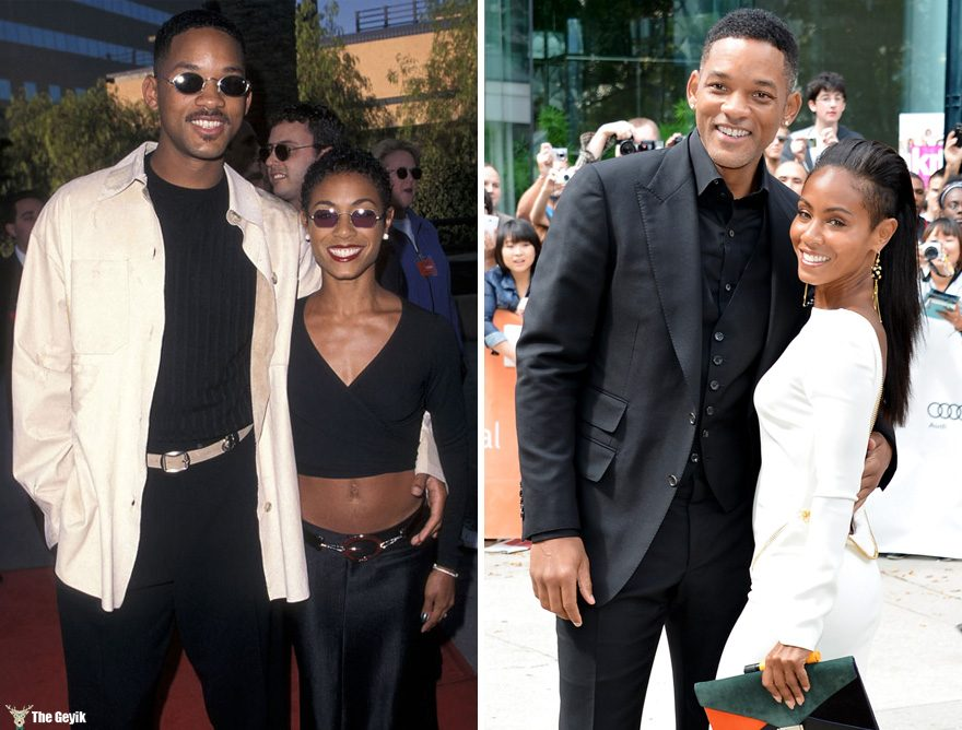 Jada Pinkett Smith And Will Smith - 24 Years Together