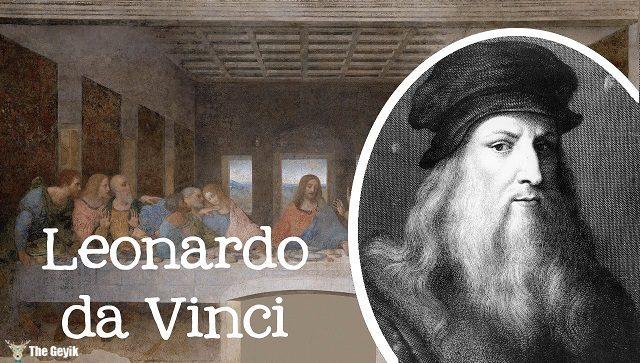 Leonardo da Vincinin Saglikli Yasam Recetesi