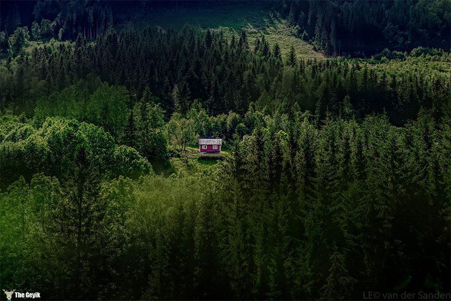 yalnız evler 7