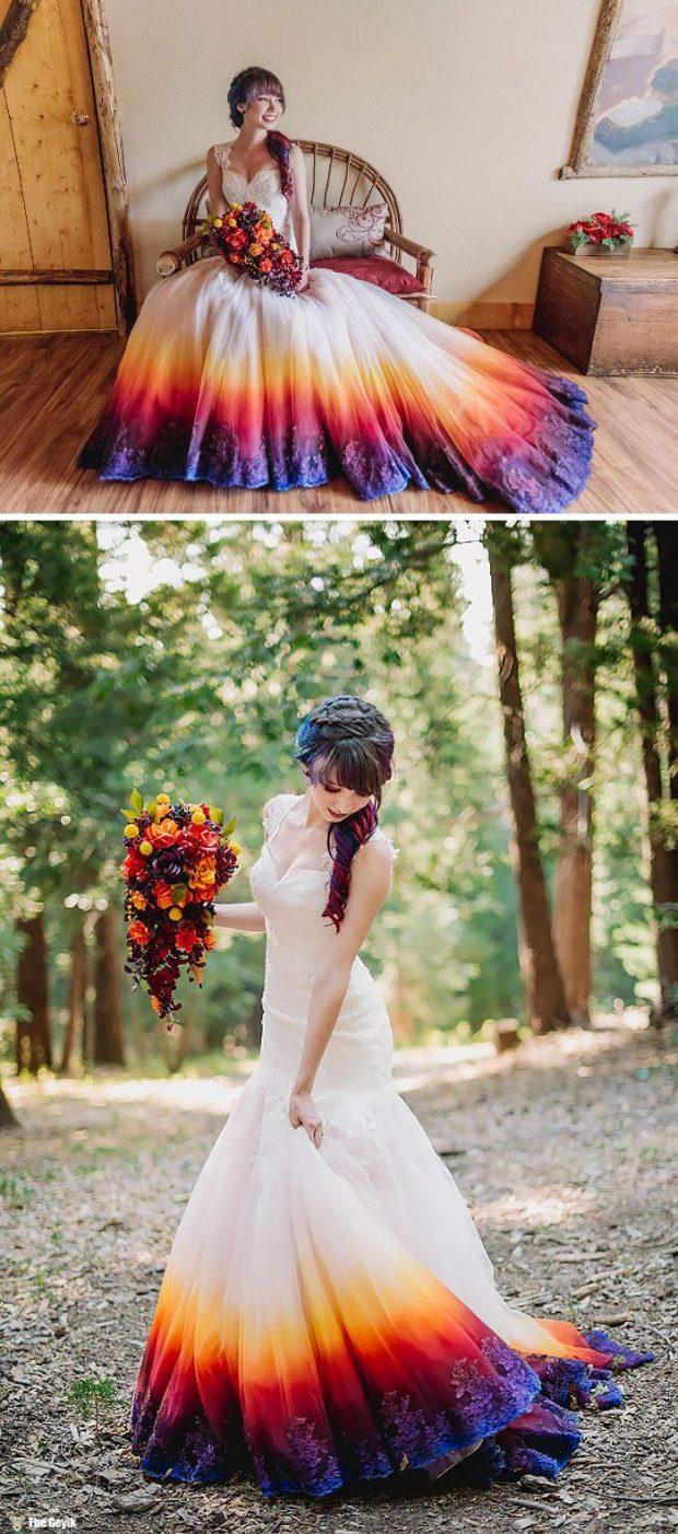 dip-dye-colorful-wedding-dress-trend-1