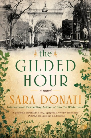 The Gilded Hour book jacket