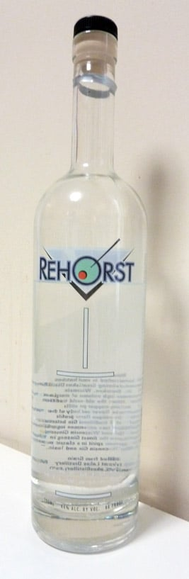 Rehorst Gin Bottle